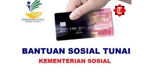 PENERIMA BST HIMBARA DI ALIHKAN KE PT POS INDONESIA