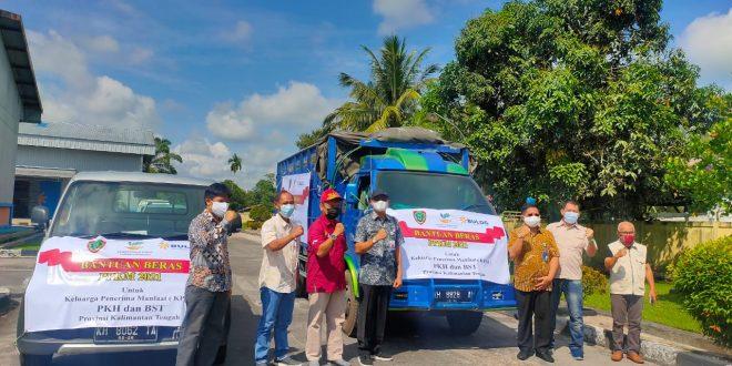 Bantuan beras PPKM mulai disalurkan hari ini